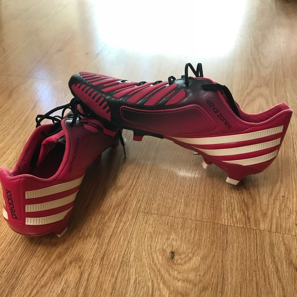 adidas Shoes - New! Women s Adidas Predator Soccer Cleats size 10 350ce435d4